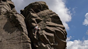 flying buttress, stanage