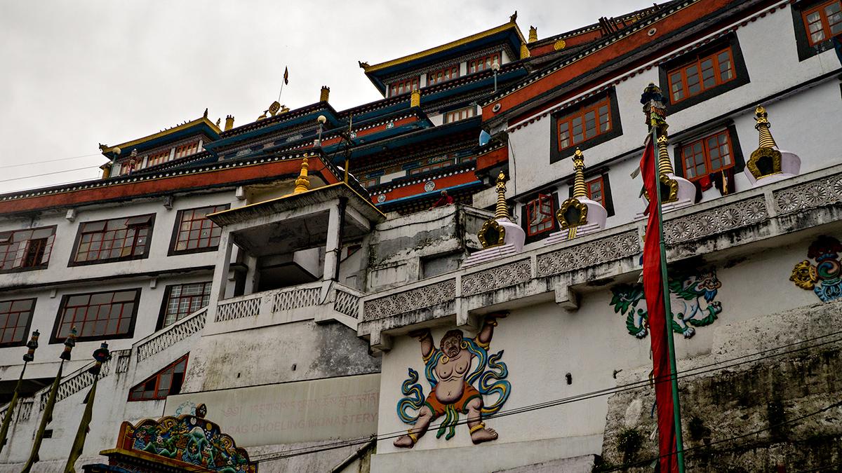 Darjeeling Monastery