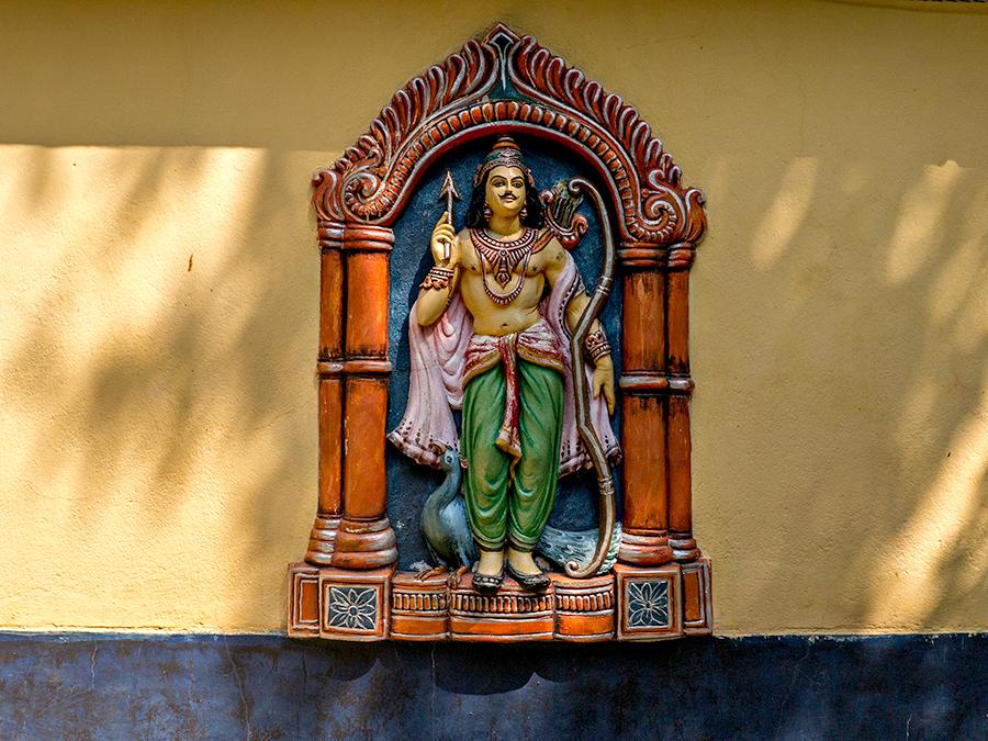 Tarekswor roadside village temple, Orissa