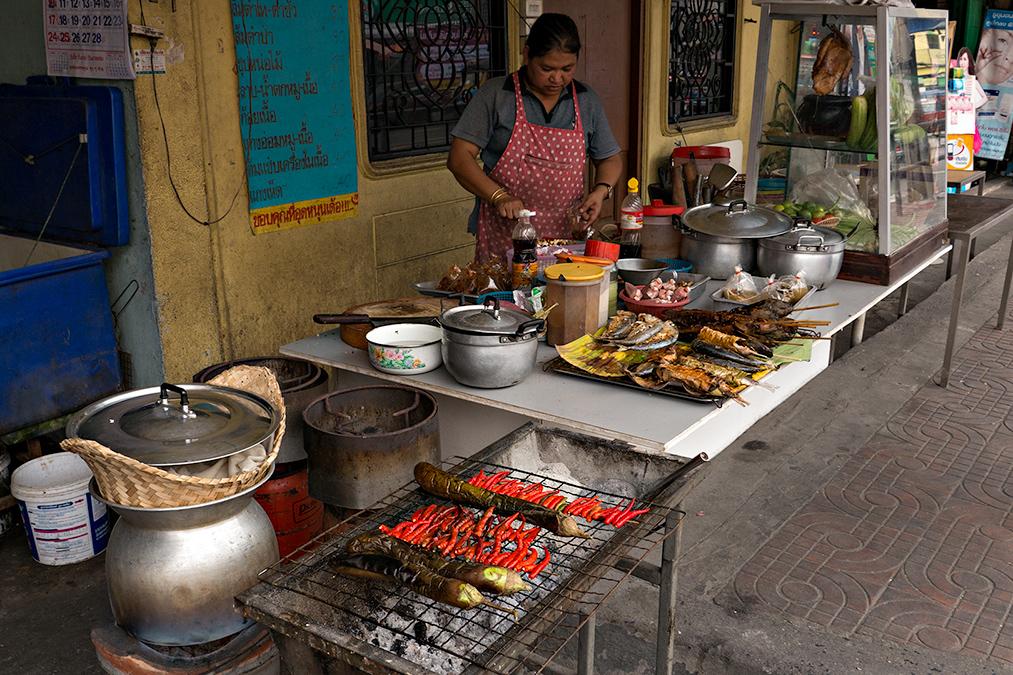street stall, nonthaburi
